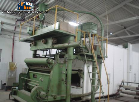 Industrial line for production of long pasta noodle spaghetti Braibanti