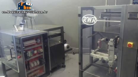 Volumetric feeder RWR