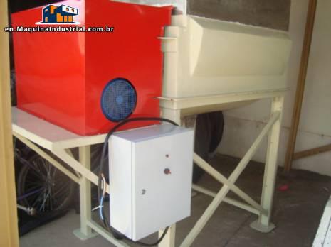 Ribom mixer blender 700 kgs