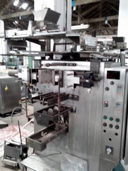 Máquina de embalaje sache padhi to 10 grams