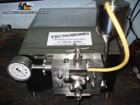 Homogenizer Tecnohomo