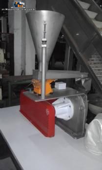 Universal stainless steel mills Netzsch
