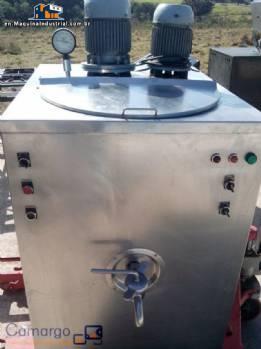 Pasteurizadora Inadal 110 Litres