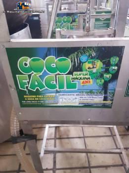 Automatic coconut water extractor Coco Fácil