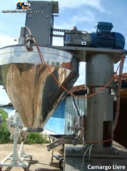 Masipack pot powder filling machine